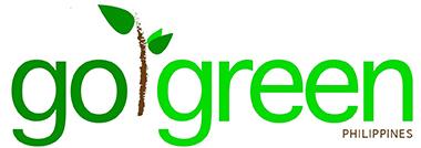 Go Green Logo philippines